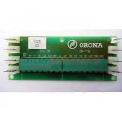 PCB DISTRIBUTION OTHER ELEMENTS CABIN PANEL ORONA