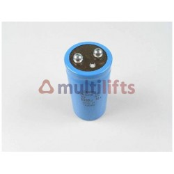 CAPACITOR 250V DC, 340 UF, FOR MP311/MP411 CONTROLLERS OTIS 226DR2